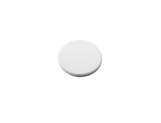 Sponge round/Schwämmchen rund latexfree/latexfrei Durchmesser 4 cm